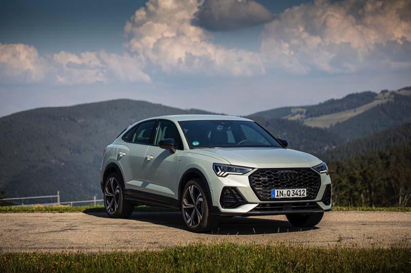 Foto Exteriores (22) Audi Q3-sportback Suv Todocamino 2019