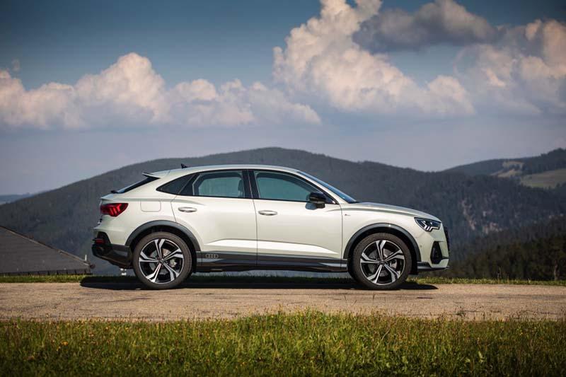 Foto Exteriores (23) Audi Q3-sportback Suv Todocamino 2019