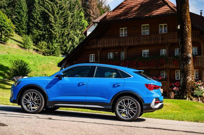 Foto Exteriores (3) Audi Q3-sportback Suv Todocamino 2019