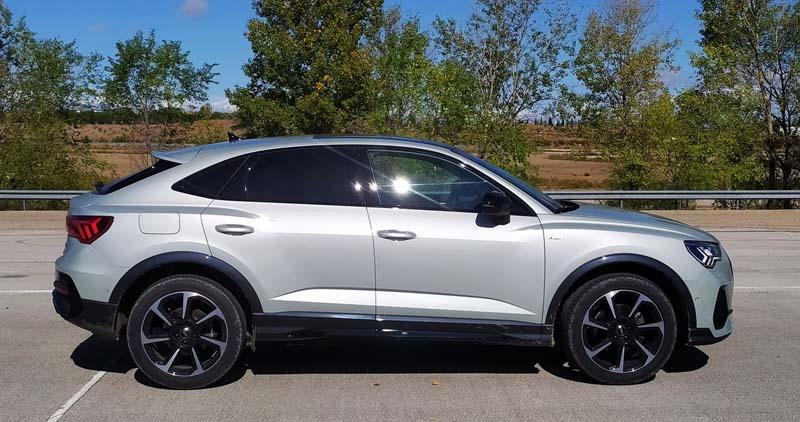 Foto Exteriores (7) Audi Q3-sportback Suv Todocamino 2019