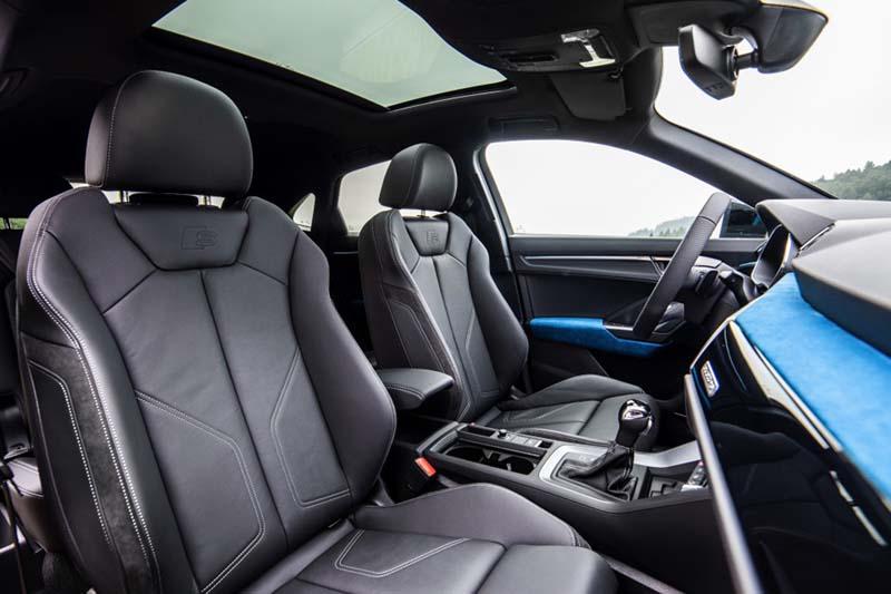 Foto Interiores (1) Audi Q3-sportback Suv Todocamino 2019