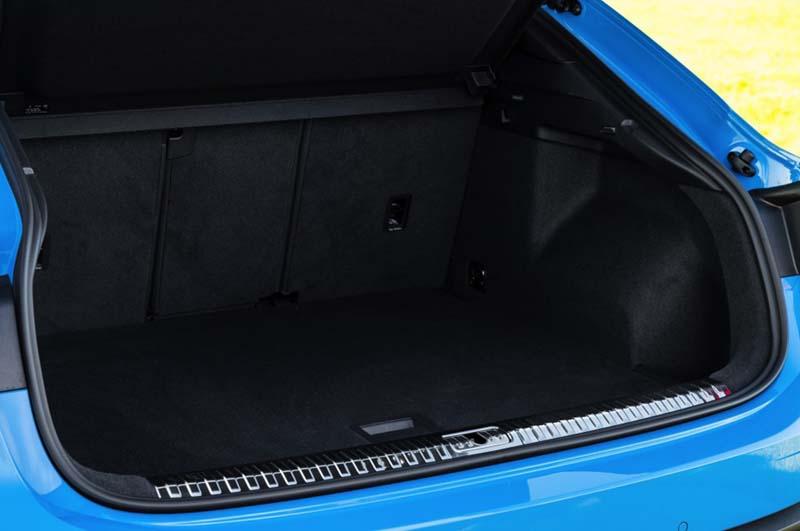 Foto Interiores (2) Audi Q3-sportback Suv Todocamino 2019