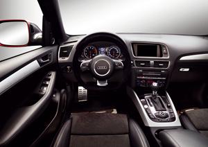 Foto Interiores Audi Q5 Suv Todocamino 2008