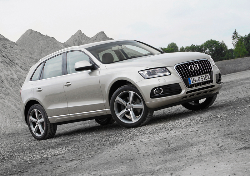 Foto Exteriores Audi Q5 Suv Todocamino 2014