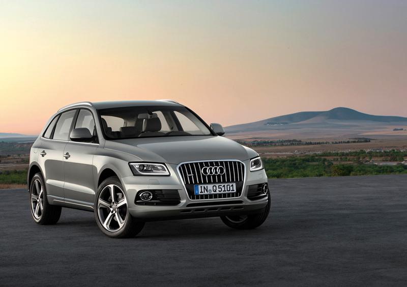 Foto Perfil Audi Q5 Suv Todocamino 2014