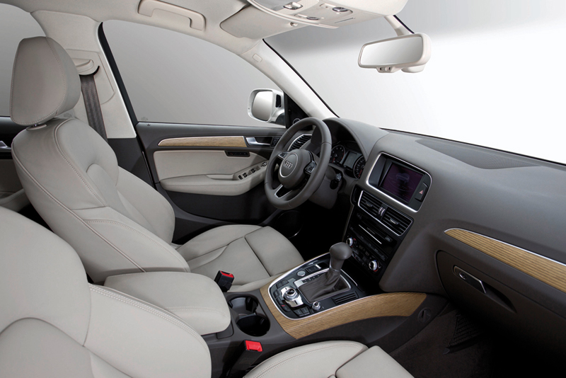 Foto Salpicadero Audi Q5 Suv Todocamino 2014