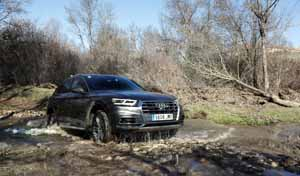 Foto Exteriores(14) Audi Q5 Suv Todocamino 2017