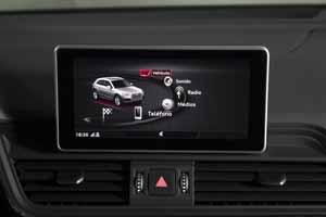 Foto Interiores(9) Audi Q5 Suv Todocamino 2017