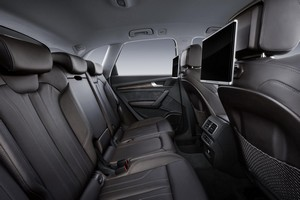 Foto Interiores 1 Audi Q5 Suv Todocamino 2017