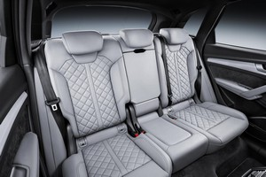 Foto Interiores Audi Q5 Suv Todocamino 2017