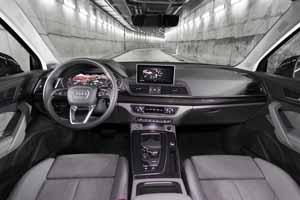 Foto Salpicadero Audi Q5 Suv Todocamino 2017