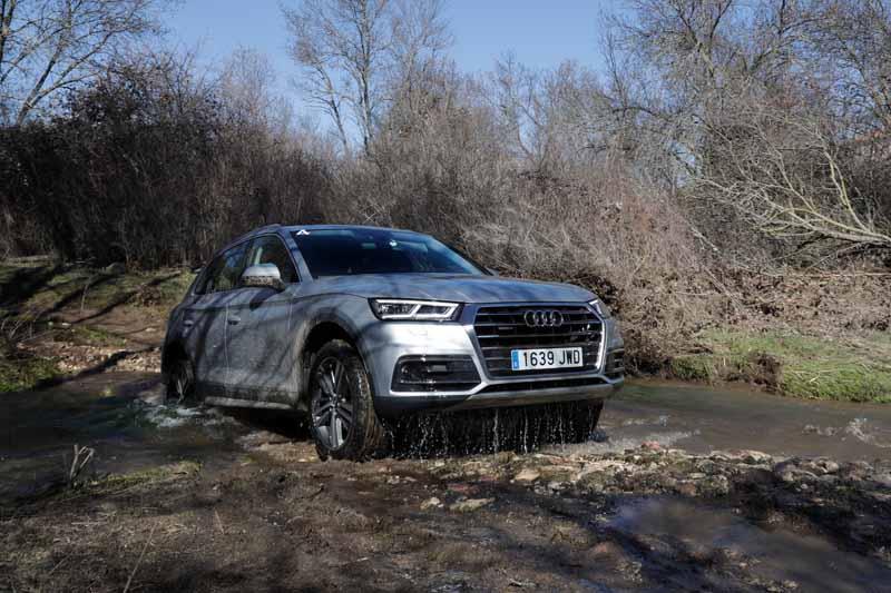 Foto Exteriores(15) Audi Q5 Suv Todocamino 2017