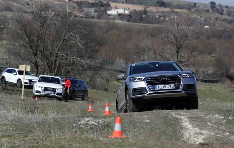 Foto Exteriores(16) Audi Q5 Suv Todocamino 2017