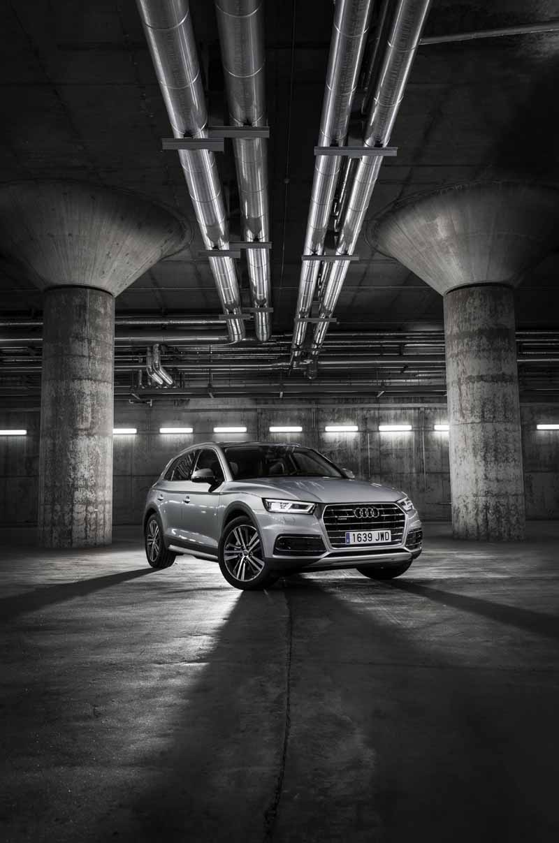 Foto Exteriores(25) Audi Q5 Suv Todocamino 2017