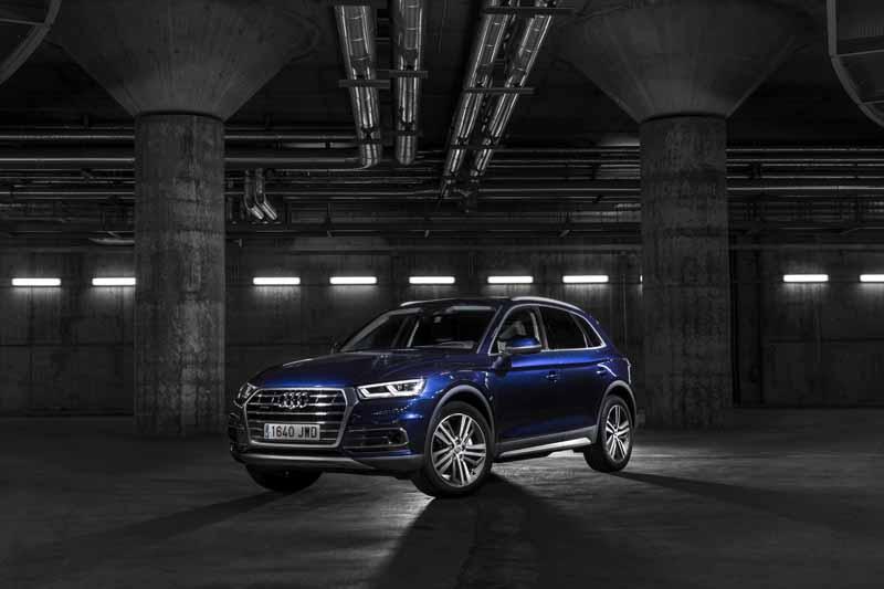 Foto Exteriores(30) Audi Q5 Suv Todocamino 2017