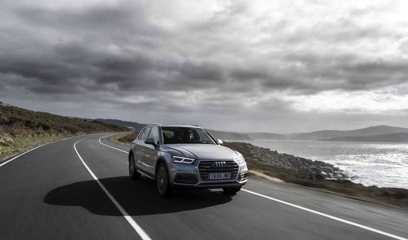 Foto Exteriores(45) Audi Q5 Suv Todocamino 2017