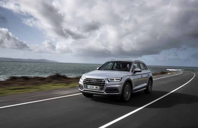 Foto Exteriores(51) Audi Q5 Suv Todocamino 2017