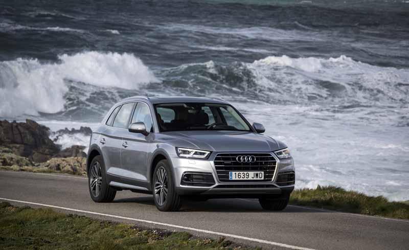 Foto Exteriores(53) Audi Q5 Suv Todocamino 2017