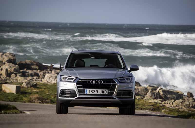 Foto Exteriores(55) Audi Q5 Suv Todocamino 2017