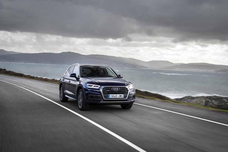 Foto Exteriores(57) Audi Q5 Suv Todocamino 2017