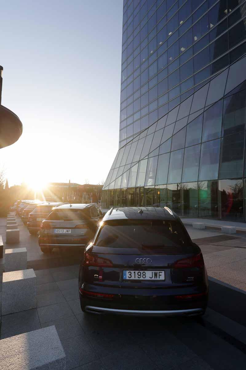 Foto Exteriores(66) Audi Q5 Suv Todocamino 2017