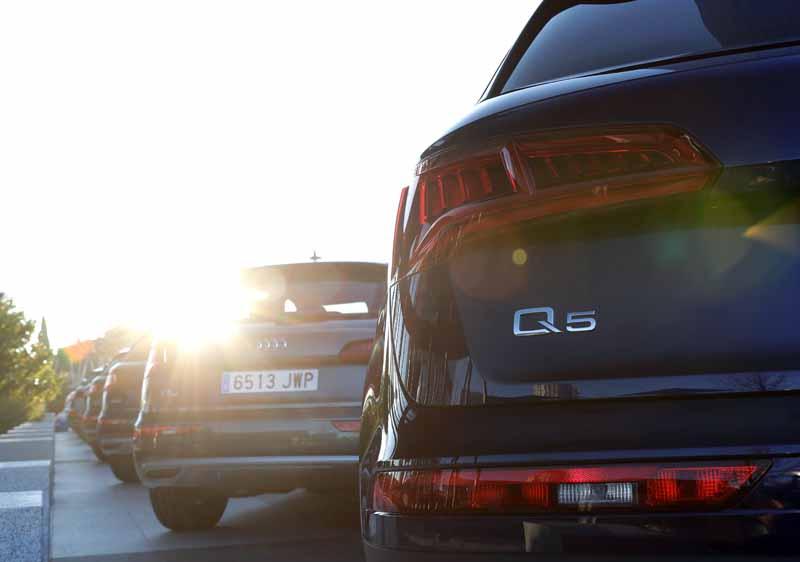 Foto Exteriores(67) Audi Q5 Suv Todocamino 2017