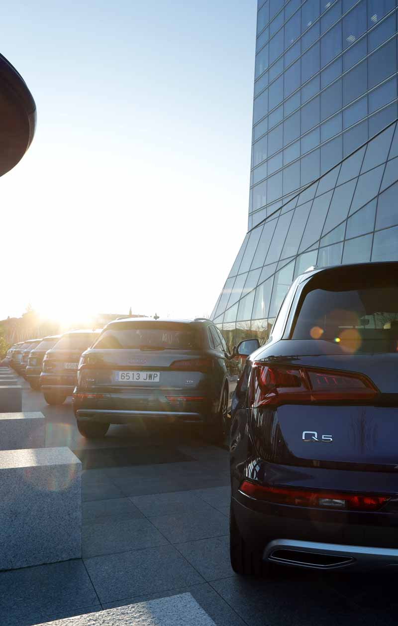 Foto Exteriores(68) Audi Q5 Suv Todocamino 2017