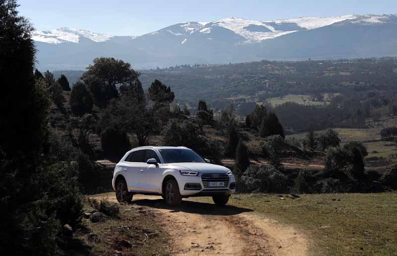 Foto Exteriores(79) Audi Q5 Suv Todocamino 2017