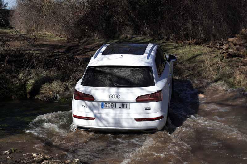 Foto Exteriores(8) Audi Q5 Suv Todocamino 2017