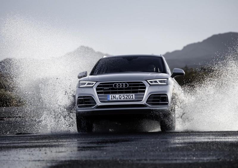 Foto Exteriores Audi Q5 Suv Todocamino 2017