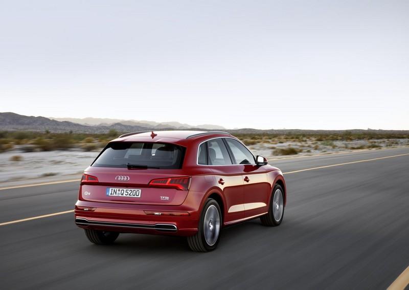 Nuevo Audi Q5, la 2ª generación del SUV a la venta desde 46.800 euros