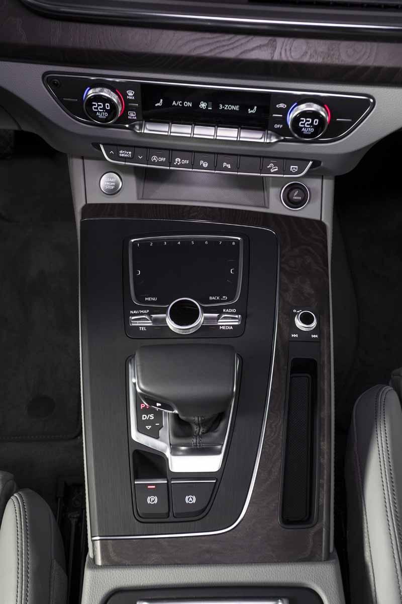 Foto Interiores(10) Audi Q5 Suv Todocamino 2017