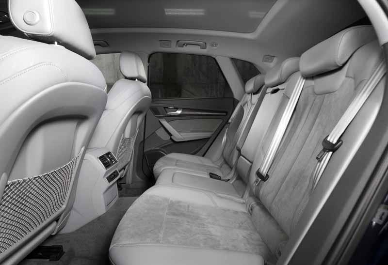Foto Interiores(2) Audi Q5 Suv Todocamino 2017