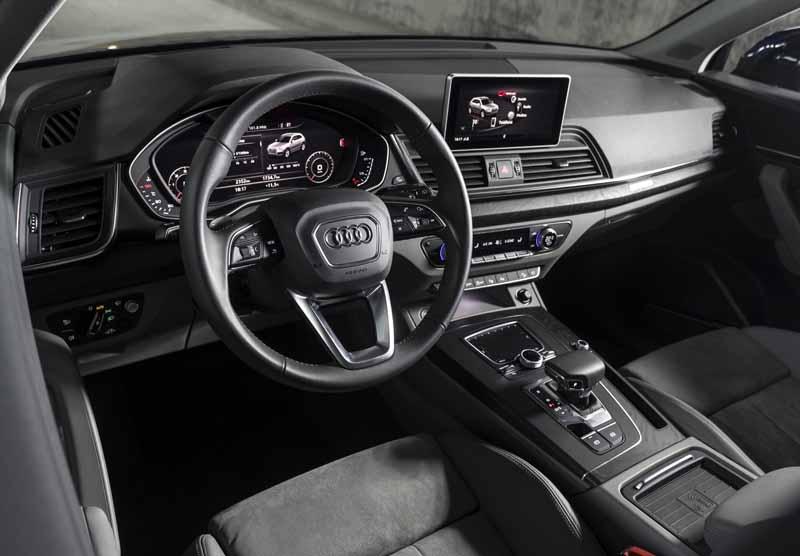 Foto Interiores(3) Audi Q5 Suv Todocamino 2017