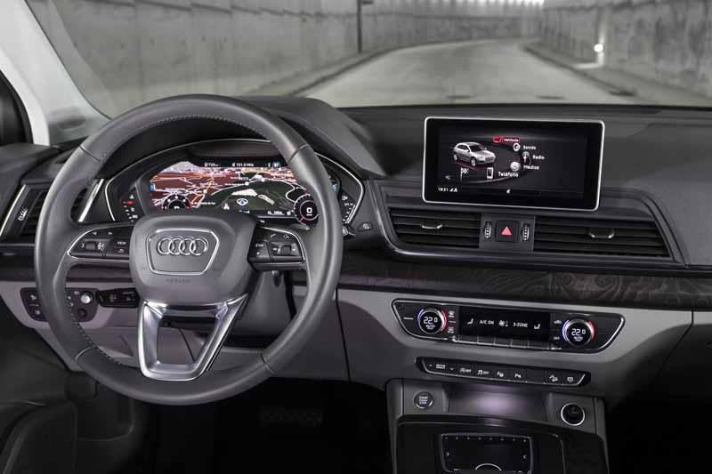 Foto Interiores(4) Audi Q5 Suv Todocamino 2017