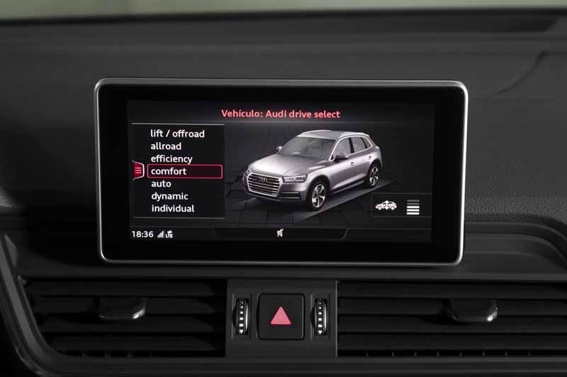 Foto Interiores(8) Audi Q5 Suv Todocamino 2017