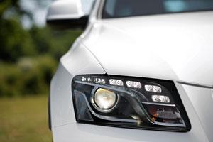 Foto Detalles Audi Q5-hibrido 2012