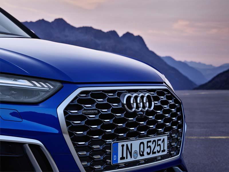 Foto Detalles Audi Q5 Sportback Suv Todocamino 2020