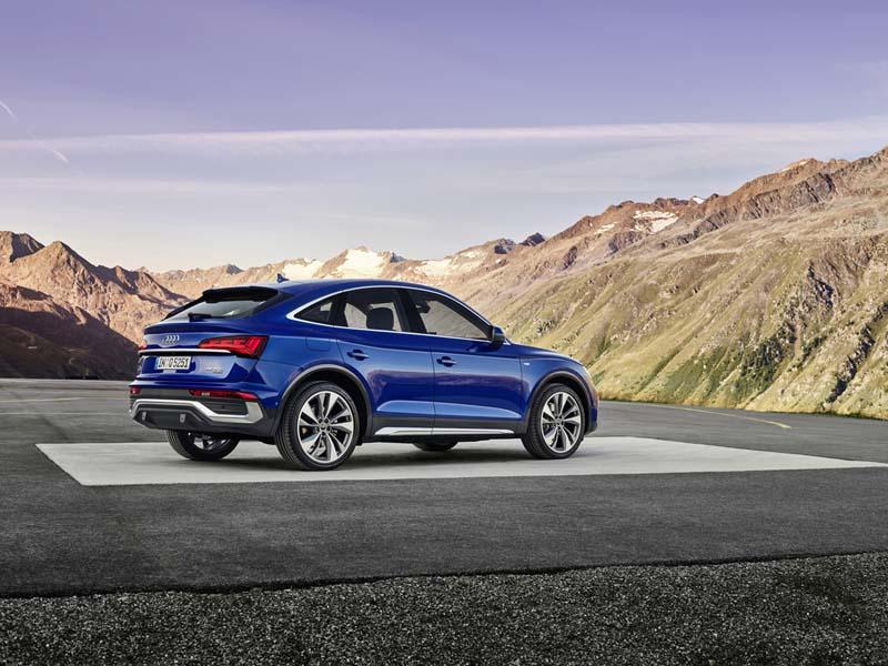 Foto Exteriores Audi Q5 Sportback Suv Todocamino 2020