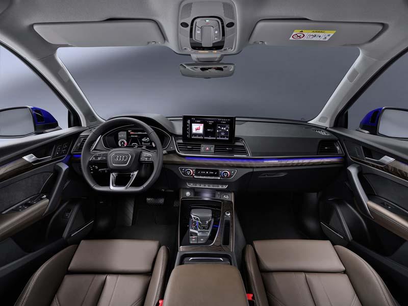 Foto Salpicadero Audi Q5 Sportback Suv Todocamino 2020