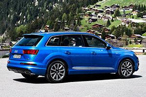 Foto Exteriores (1) Audi Q7 Suv Todocamino 2015