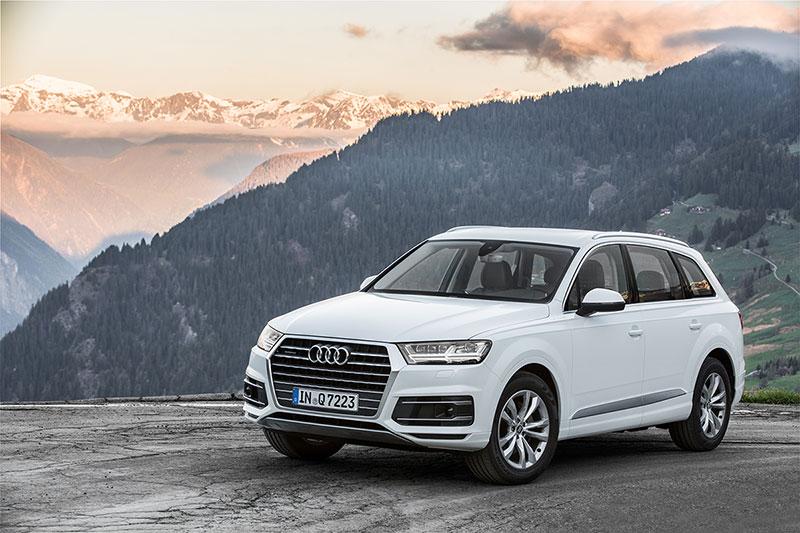 Foto Exteriores Audi Q7 Suv Todocamino 2015