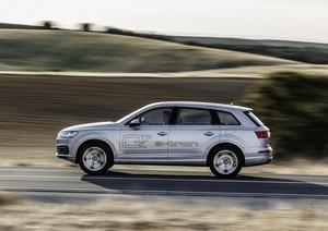 Foto Exteriores Audi Q7-etron Suv Todocamino 2016