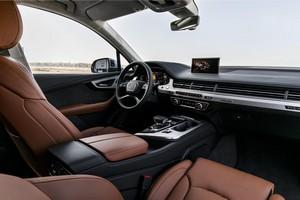 Foto Interiores Audi Q7-etron Suv Todocamino 2016