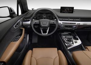 Foto Salpicadero Audi Q7-etron Suv Todocamino 2016