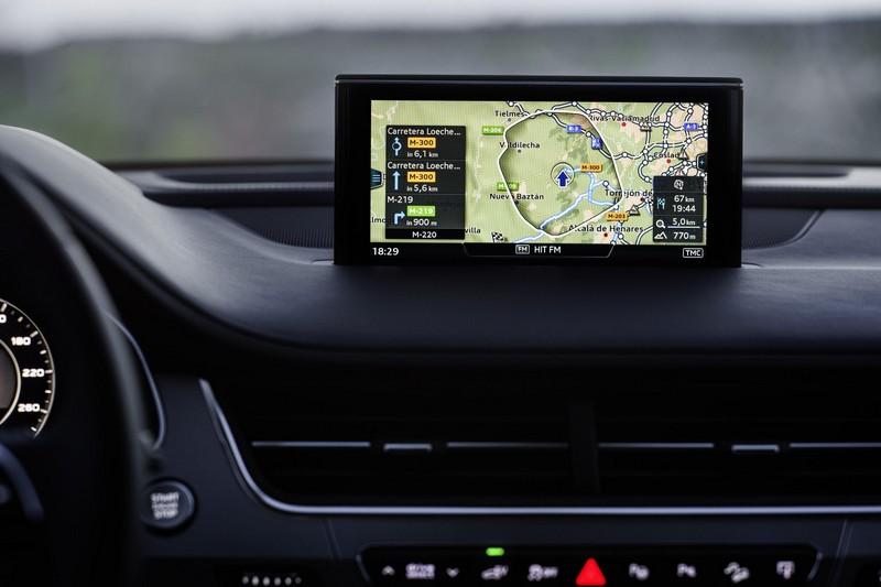 Foto Detalles 1 Audi Q7-etron Suv Todocamino 2016