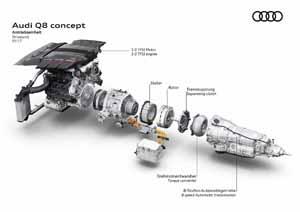 Foto Detalles (9) Audi Q8-concept Concept 2017