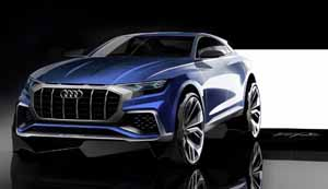 Foto Exteriores (1) Audi Q8-concept Concept 2017