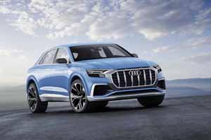 Foto Exteriores (11) Audi Q8-concept Concept 2017