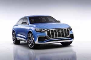 Foto Exteriores (5) Audi Q8-concept Concept 2017